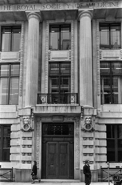 The Royal Society of Medicine, Henrietta Place, Marylebone, Westminster, 1987 87-3i-52-positive_2400