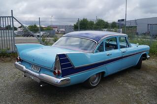 1957 Plymouth Savoy Sedan