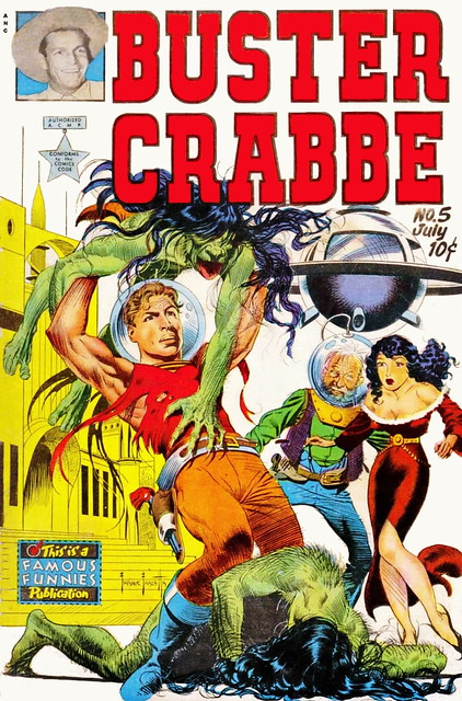 Buster Crabbe #5