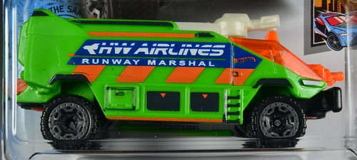 2019 Hot Wheels #206 HW Metro #4 Runway Res-Q | by Milton Fox