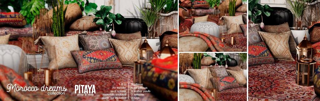 Pitaya – Morocco Dreams @ Anthem
