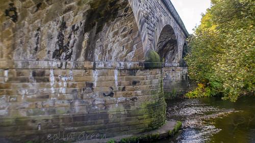 Copley Railway Bridge Arch