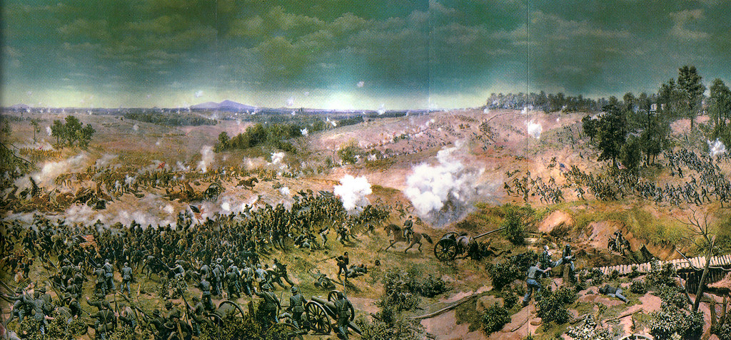 Atlanta Cyclorama & Civil War Museum - Atlanta Georgia - United States