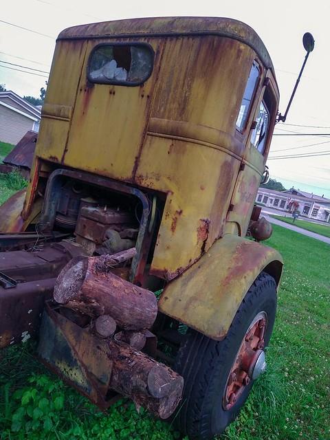 Vintage Autocar