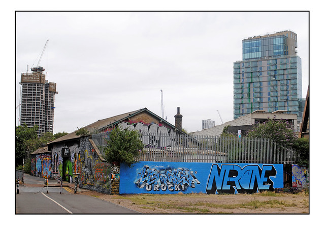 LONDON STREET ART by UROCKI & NERONE