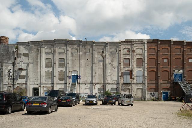 Oude suikerfabriek / Old sugar factory