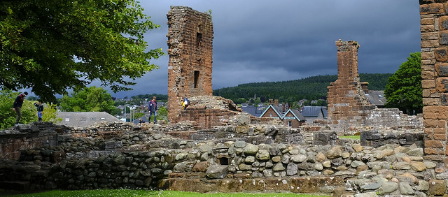 Penrith Castle,
