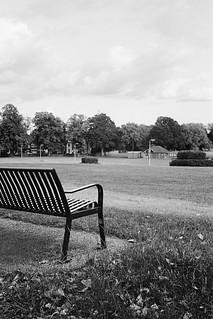 leighton town benches...