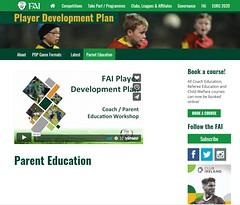 FAI Parent Info