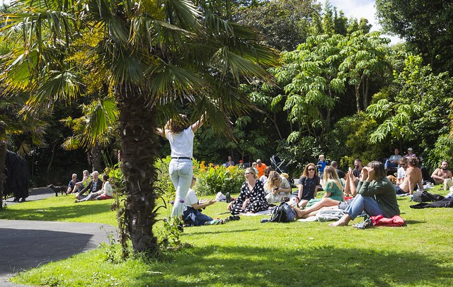 Mazey Day, Morrab Gardens, Penzance, June 27th 2020