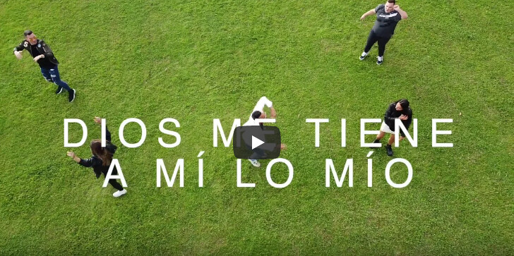 Screenshot_2020-07-03 Dios me tiene a mí lo mio ( Cover Oliver Pérez)
