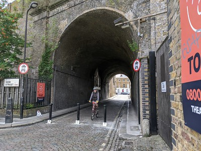Prowse Place new point closure