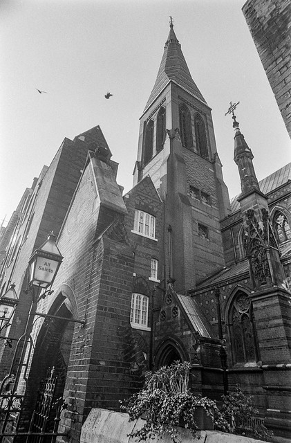 All Saints Church, Margaret St, Fitzrovia, Westminster, 1987 87-3e-02-positive_2400