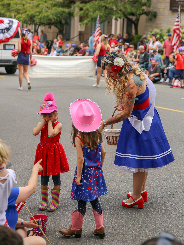 Edmonds Kind of of 4th of July Main Parade 2019