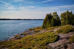 Isle Royale National Park Lake Superior Shoreline