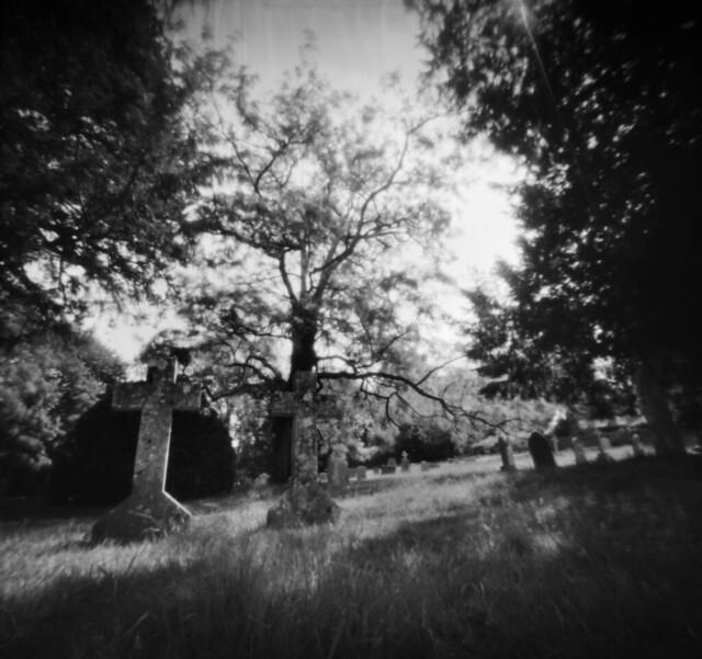 pin-120 Churchyard at Easton