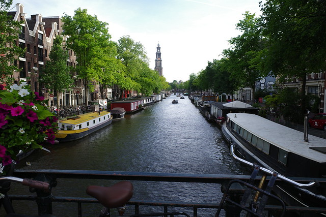 The beauty of Amsterdam!