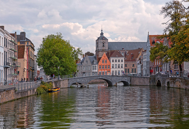 Bruges for photo Painters