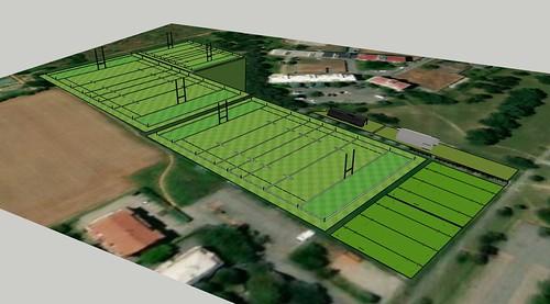 Progetto campi minirugby (luglio 2020)