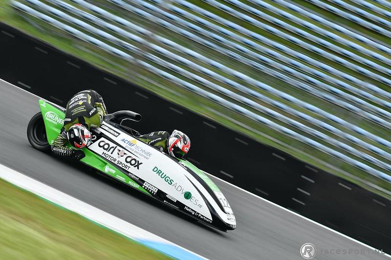 Drugsadvies Sidecarshop Racing