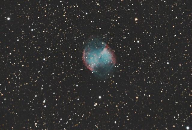 Dumbbell Nebula ( Messier 27 )