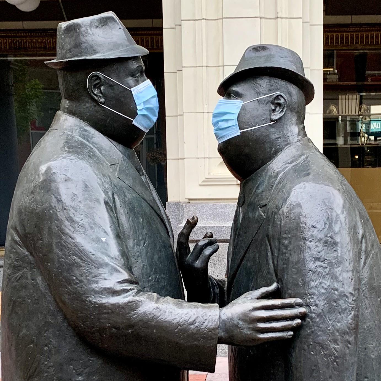 Masked Conversation