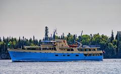 Ranger III Ferry Ship - Isle Royale National Park