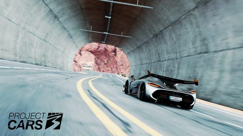 Pcars 3 - Koenigsegg Jesko @ Monument Canyon 2