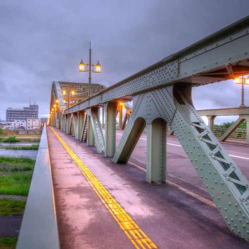 03-07-2020 Asahibashi Bridge, Asahikawa (10)