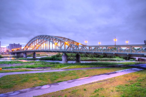 03-07-2020 Asahibashi Bridge, Asahikawa (6)