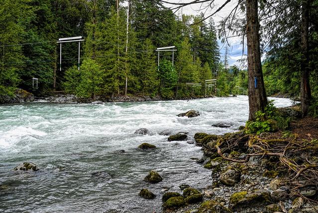 Tamihi Creek Rapids, Chilliwack, BC
