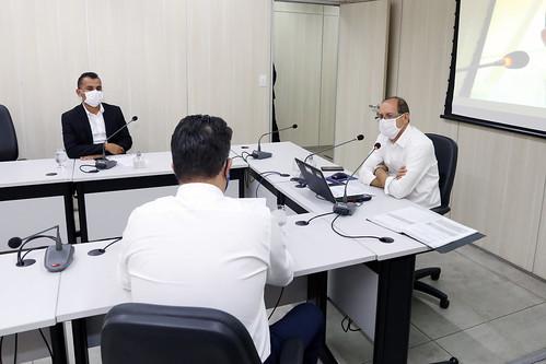 1ª Reunião Extraordinária - Comissão de Desenvolvimento Econômico, Transporte e Sistema Viário