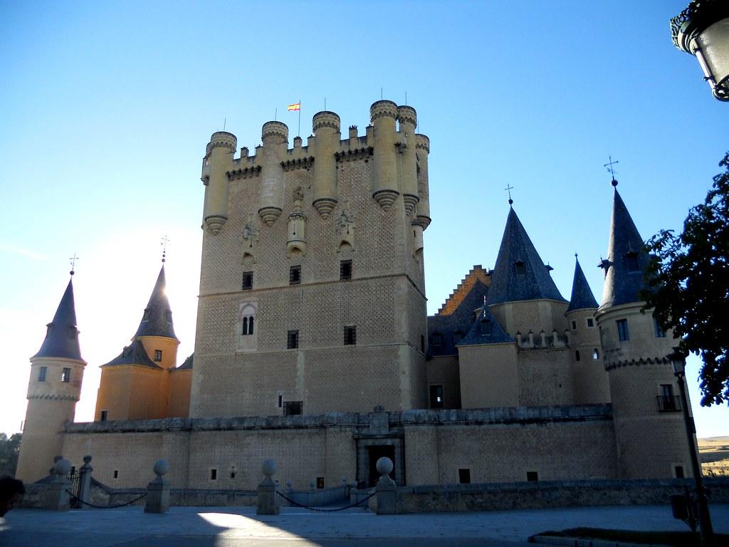 Alcázar de Segovia!!!