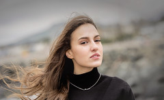 Carlotta in Vogue