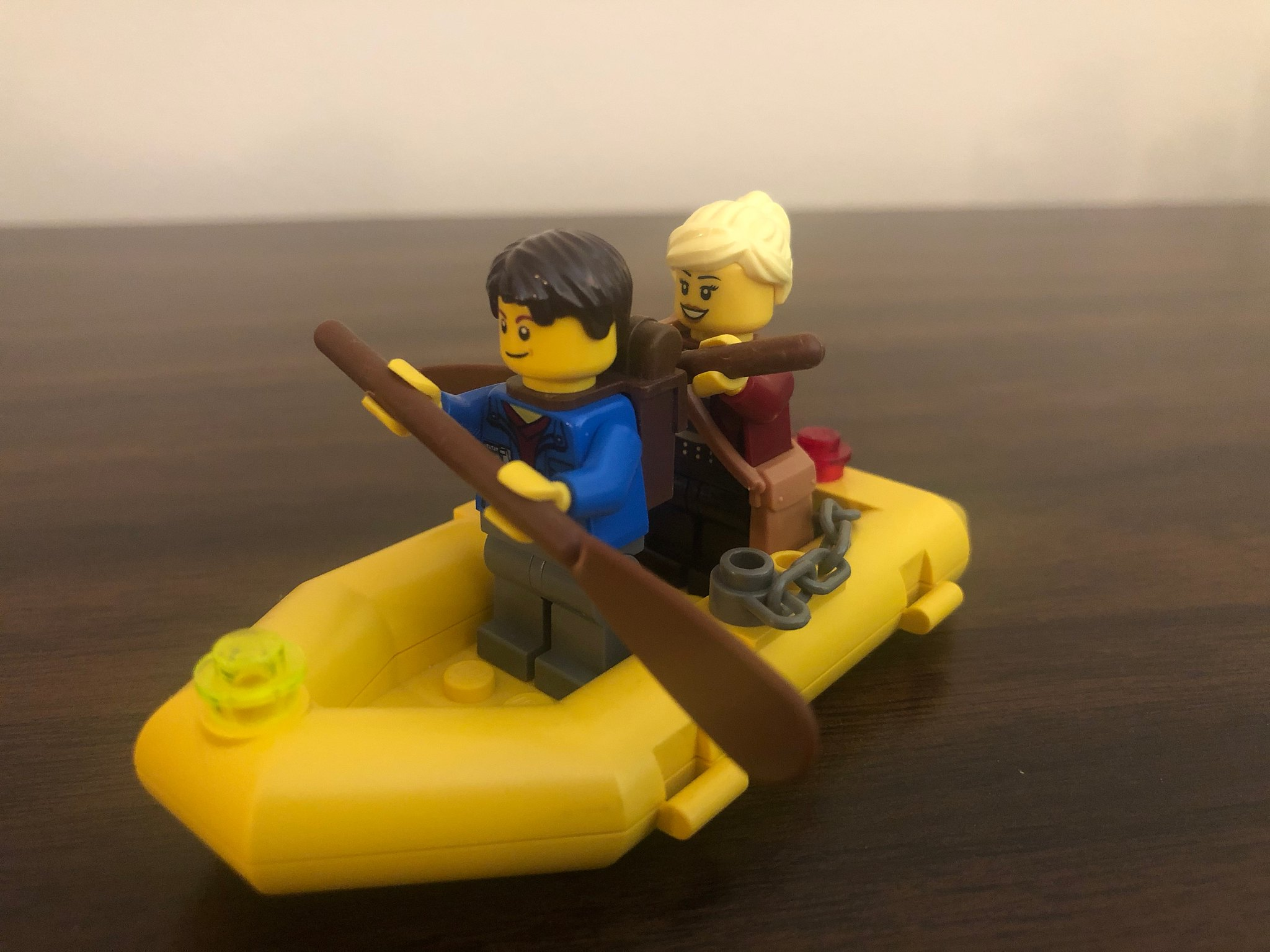Raft Front