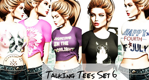 Talking Tees