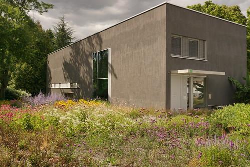 Botanisches Institut mit Prairie-Garten