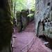 Hruboskalsko, skalní sluj Adamovo lože, foto: Petr Nejedlý