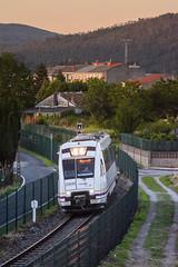 O tren da Mariña