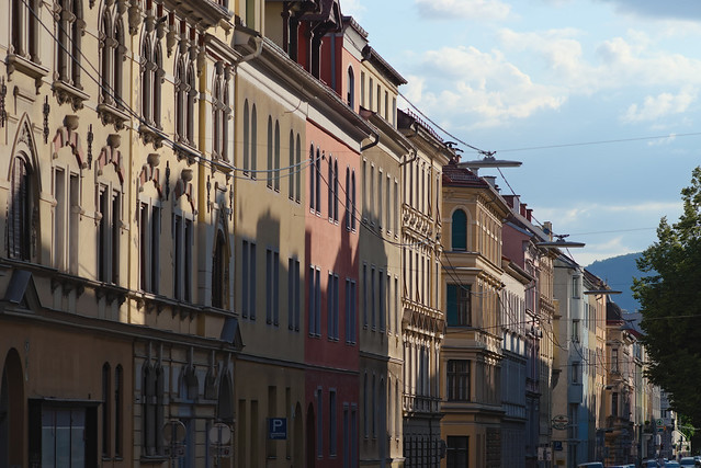 Graz Austria Steyrergasse