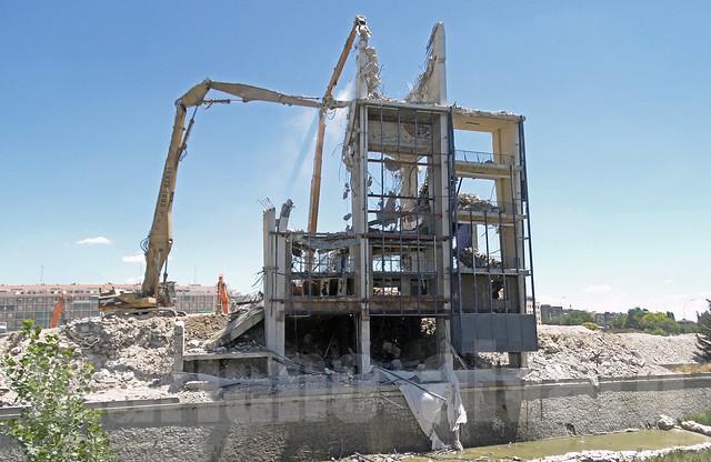 Demolición 14