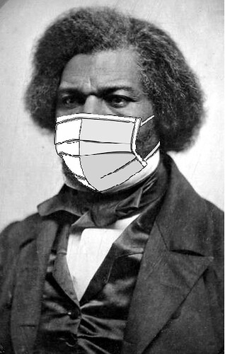 Frederick Douglas, July 4, 2020