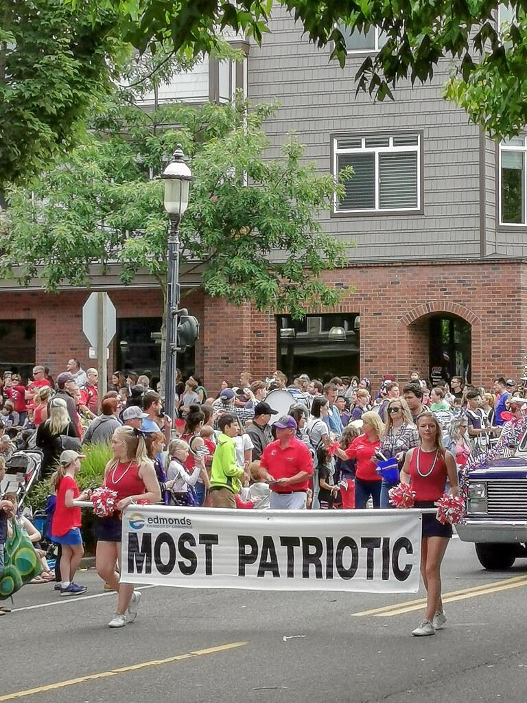 Most Patriotic