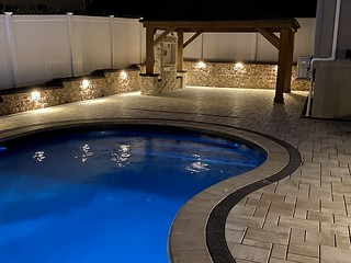Kings Park, NY 11754 - #pools #outdoorliving | by Stone Creations of Long Island Pavers and Masonry