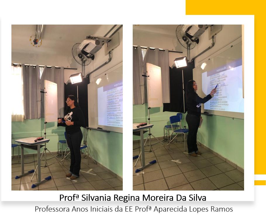 Professores da Diretoria de Ensino da Região de Marília participam de gravação para o Centro de Mídias SP - CMSP