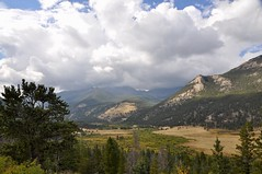 Rocky Mountain valley - Colorado