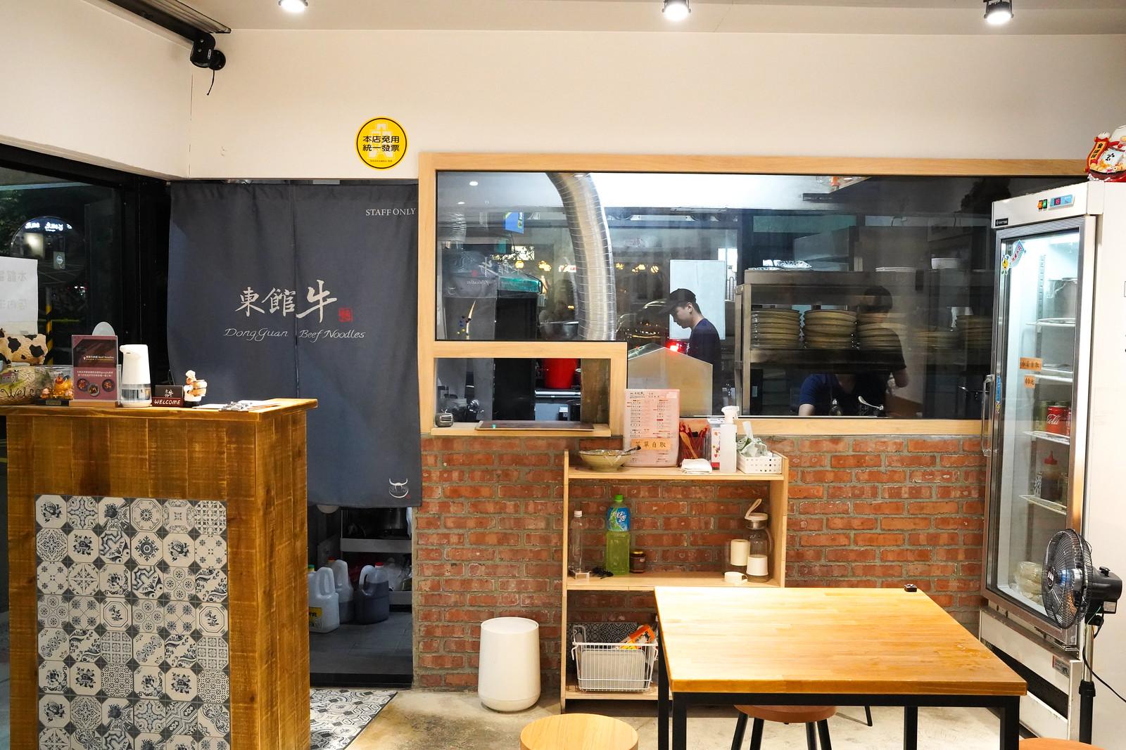 【南京復興站牛肉麵】台北麵食館-東館牛牛肉麵5