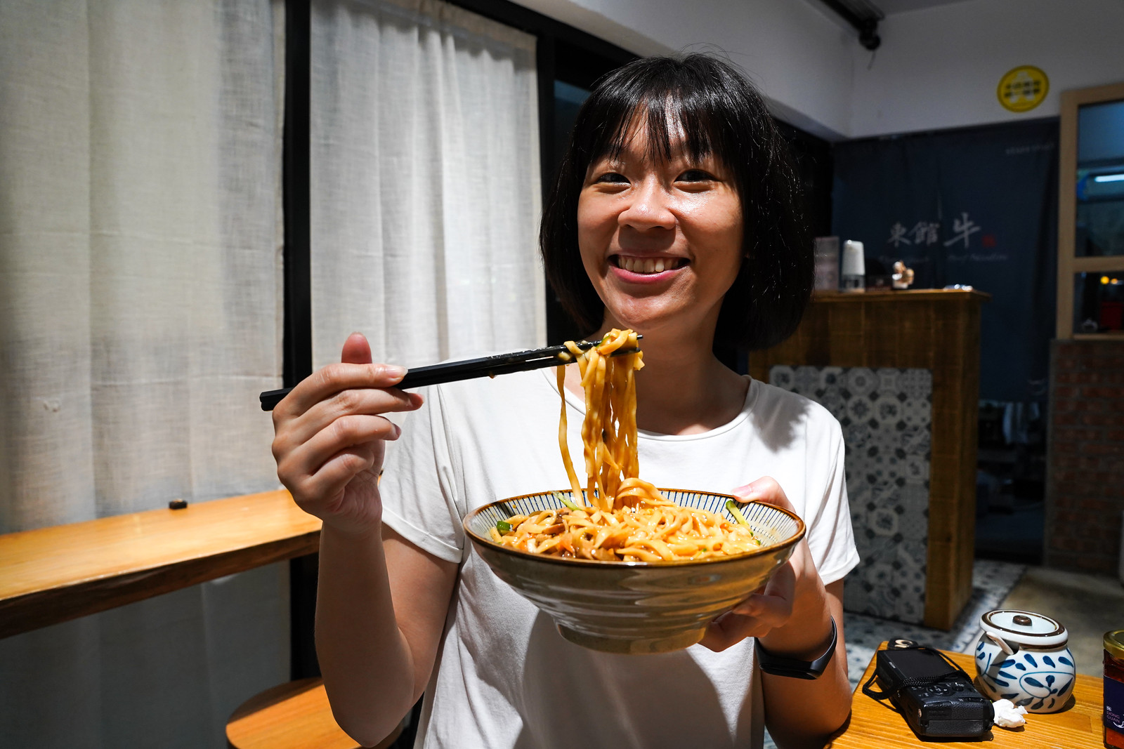 【南京復興站牛肉麵】台北麵食館-東館牛牛肉麵19