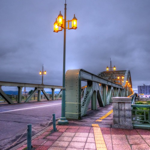 03-07-2020 Asahibashi Bridge, Asahikawa (13)