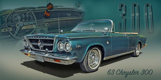 63 Chrysler 300